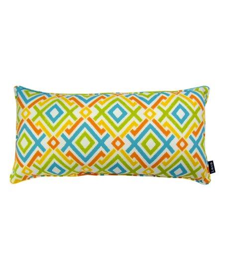Lava Pillows Tropical Rectangle Indoor Outdoor Throw Pillow Zulily