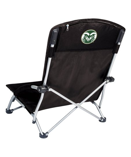 Colorado State Rams Black Folding Chair