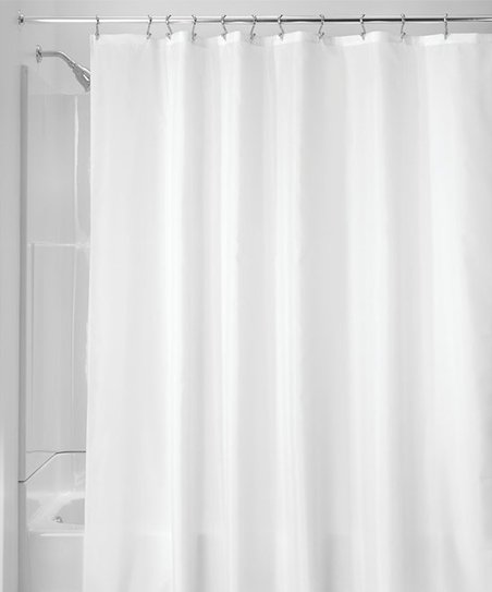 Frost PEVA Shower Curtain Liner