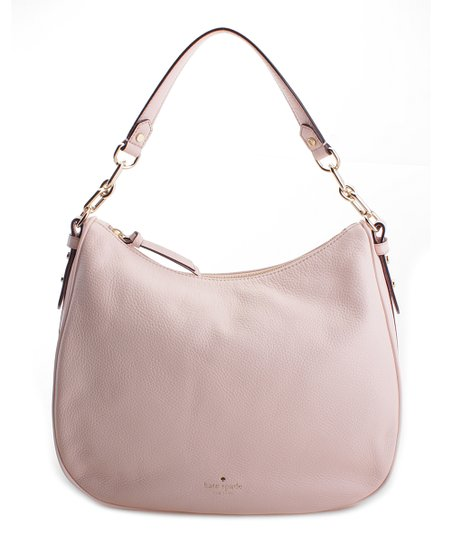 2263295e48 Kate Spade Light Bubble Vivian Mulberry Street Leather Hobo