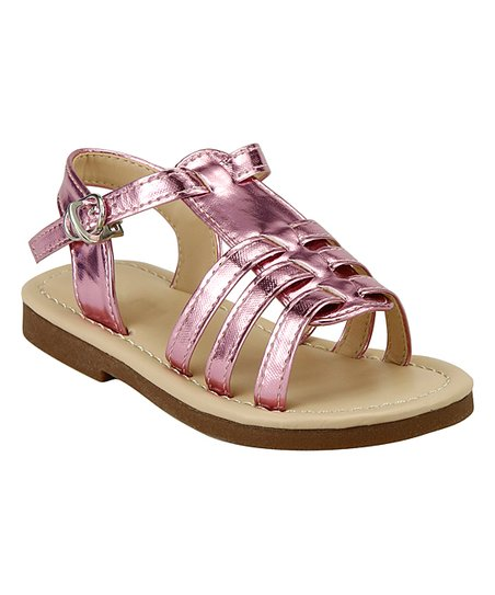 f18ebf18c9d2 love this product Pink Strappy Sandal - Girls
