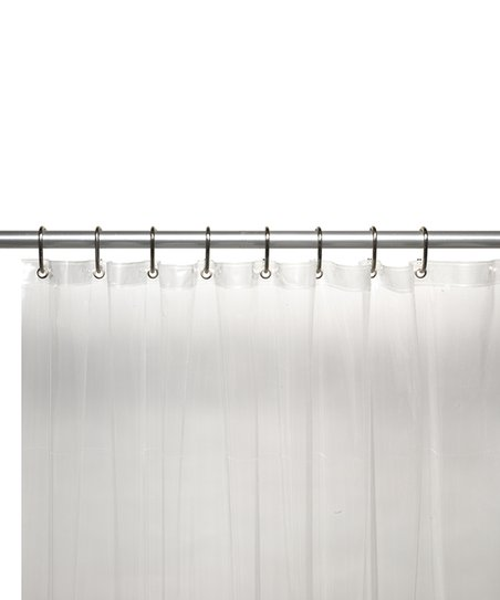 Love This Product Super Clear 8 Gauge Shower Curtain Liner