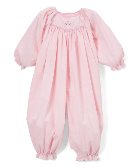 e3bd7be94dd love this product Pink Snowman Playsuit - Infant