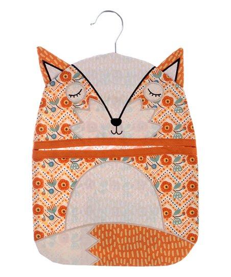Ginger Fox Clothespin Bag