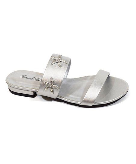 6c1163610d68 love this product Silver Starfish Sandal - Women