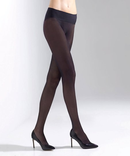 Black Revolutionary Sheer Tights   Women by Natori