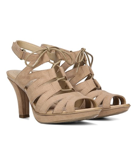 b9078836cd93 love this product Nude Desi Sandal