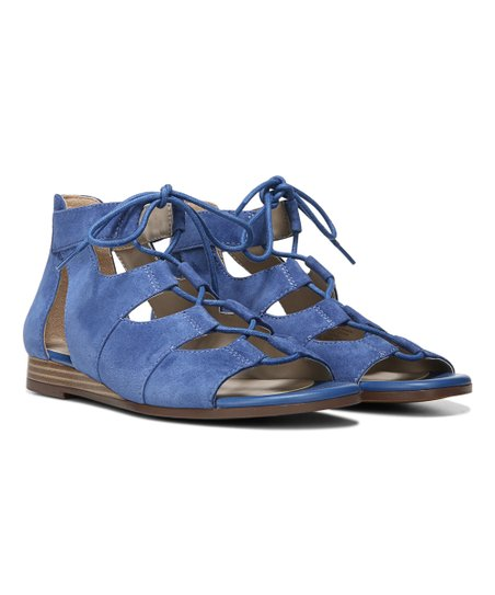 73960f9d3948 love this product Blue Kira Suede Sandal