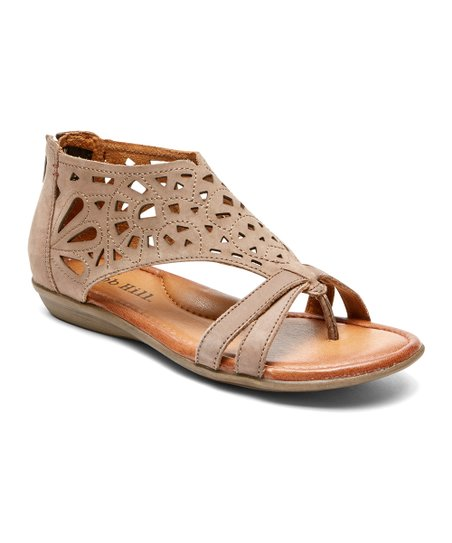 a40b2553c486 love this product Taupe Jordan T-Strap Sandal