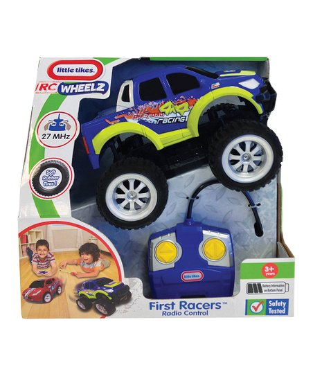 Little Tikes First Racers Remote-Control Truck