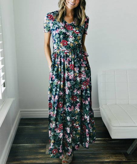 Flowing Garden Party Dresses