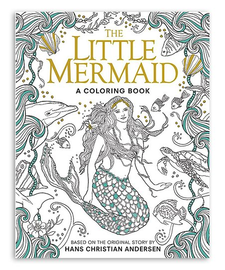 Printers Row Publishing Group The Little Mermaid Coloring Book | Zulily
