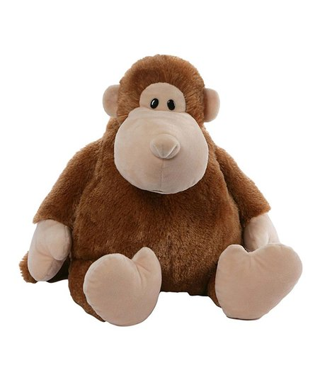 Gund Big Bellee Monkey Plush Toy Zulily