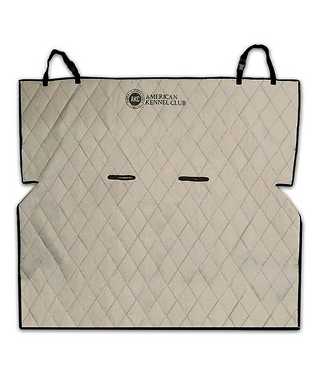 Outstanding American Kennel Club Gray Akc Quilted Car Seat Cover Alphanode Cool Chair Designs And Ideas Alphanodeonline