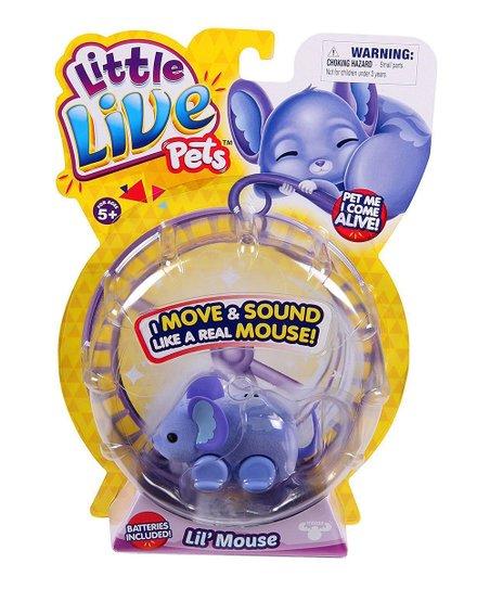 Little Live Pets Lil Mouse Figure  680508eb00