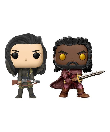 Funko Pop Movies Marvel Thor Ragnarok Heimdall Valkyrie Figurine Set Best Price And Reviews Zulily
