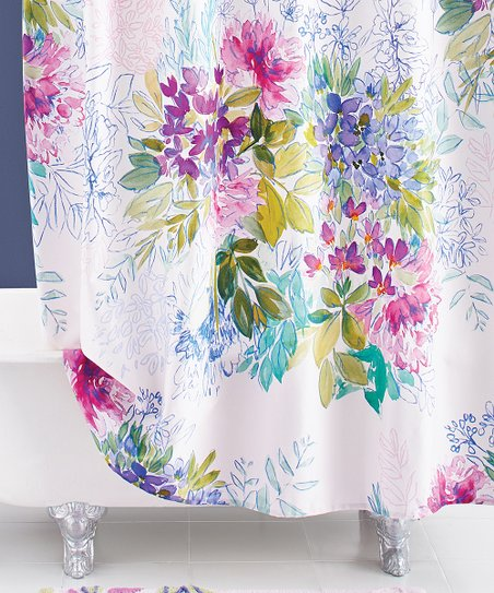 Bluebellgray Ines Shower Curtain