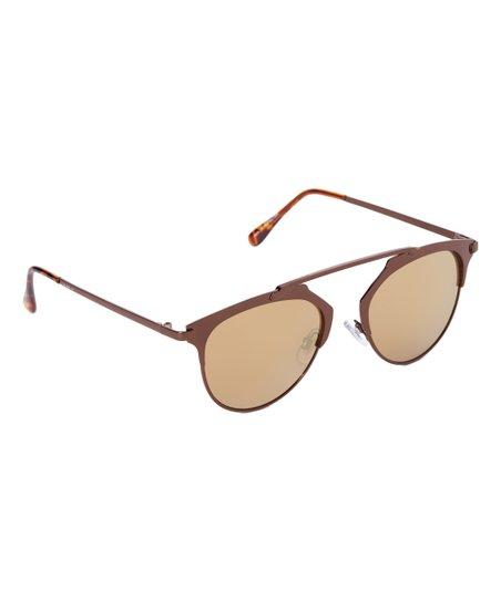 8391a77705b love this product Bronze Taj Sunglasses