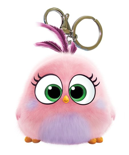 Inkology Angry Birds Pink Hatchling Bag Charm Best Price And Reviews Zulily