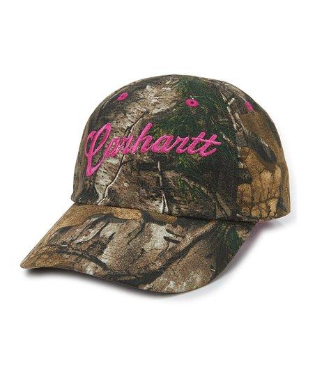 3fd7802b0a8 love this product Dark Brown   Hot Pink Camo  Carhartt  Baseball Cap