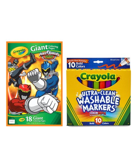 8800 Crayola Giant Coloring Pages Power Rangers Images & Pictures In HD