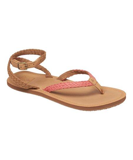ce0cda743ef51c Reef Gypsy Wrap Blush Sandal - Women