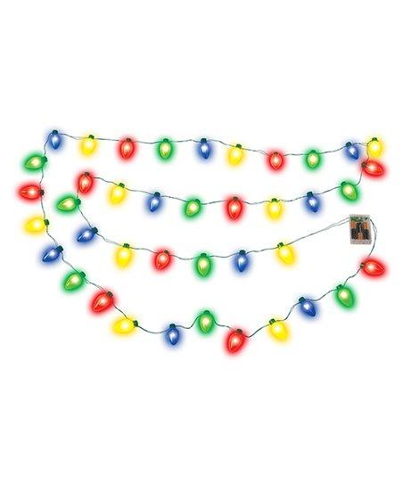 Stranger Things Christmas Lights.Rubie S Stranger Things Christmas String Lights