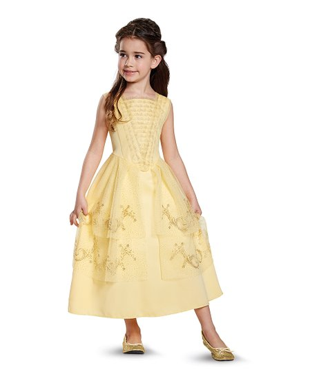 70bf902b2ea23 Disguise Disney Princess Belle Classic Dress-Up Ball Gown - Toddler & Girls