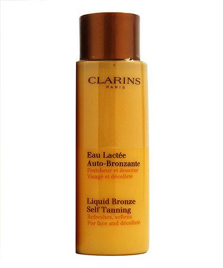 Clarins Liquid Bronze Self-Tanning for Face   Décolleté  9a3a62223b