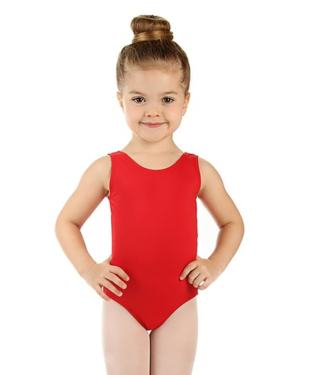 love this product Red Tank Leotard - Toddler   Girls 77d4f4dc0