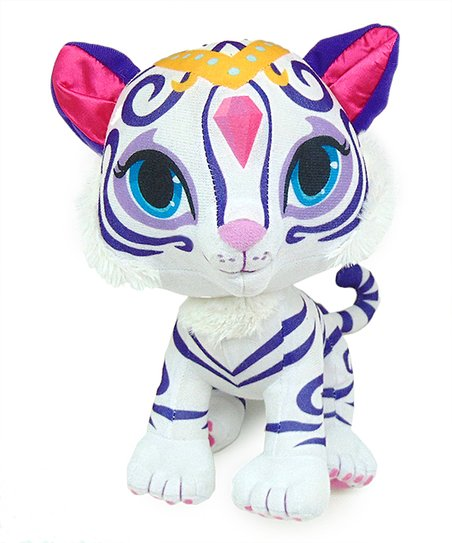 shimmer and shine shimmer shine nahal 12 5 plush toy zulily