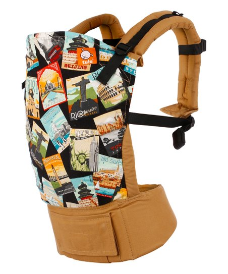 Baby Tula Travel Bug Tula Baby Carrier