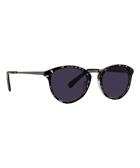 230d1de683 Vera Bradley Imperial Tile Avery Polarized Sunglasses