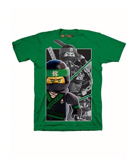 760b7e6dc321 Isaac Morris LTD LEGO® Ninjago Characters Tee - Boys   Zulily