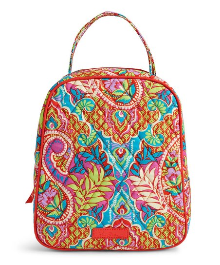 Paisley In Paradise Lunch Bunch Bag