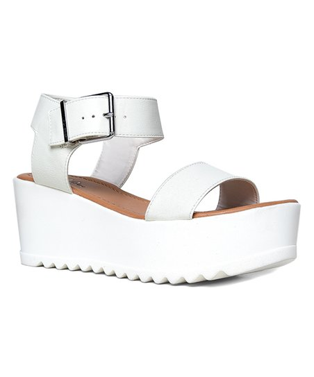 0564fc3d2428 love this product White Surf Platform Sandal