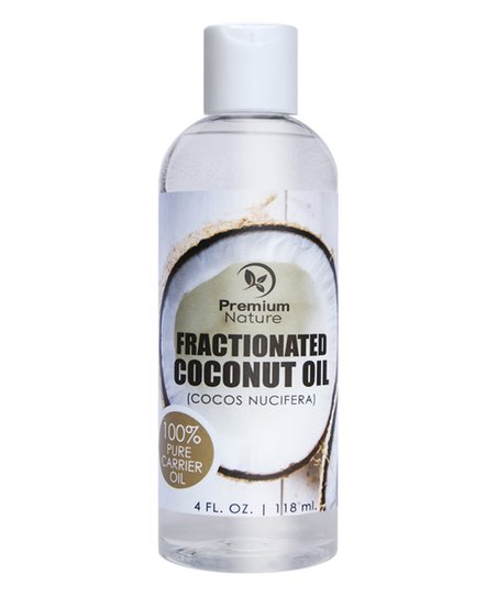 Premium Nature 4-Oz  Fractionated Coconut Oil