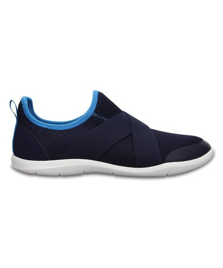 c2c8bac8b256 love this product Navy   White Swiftwater Cross-Strap Shoe - Women