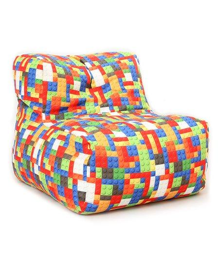 Outstanding Wow Works Toy Blocks Beanbag Chair Machost Co Dining Chair Design Ideas Machostcouk