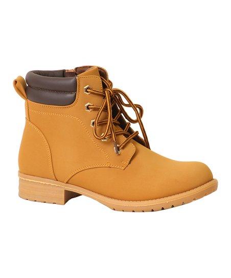 tan boots girls