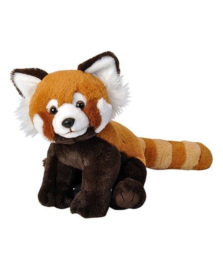 Wild Republic Red Panda Plush Toy Zulily