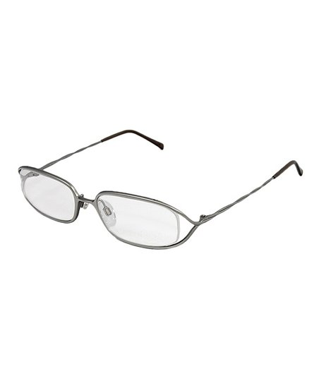 9b484b7da9e3 Michael Kors Gray Cutout Eyeglasses | Zulily
