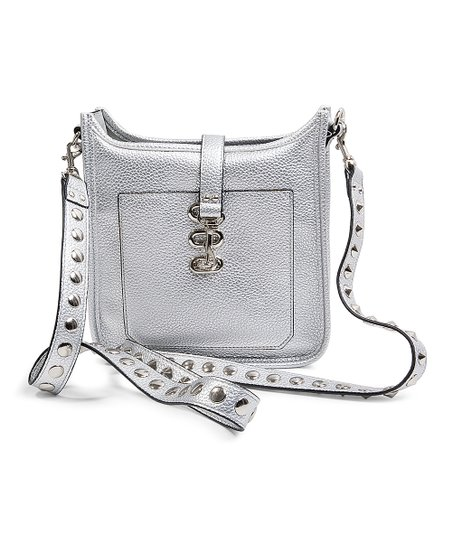 love this product Silver Wylie Crossbody Bag 9e169ae08f024
