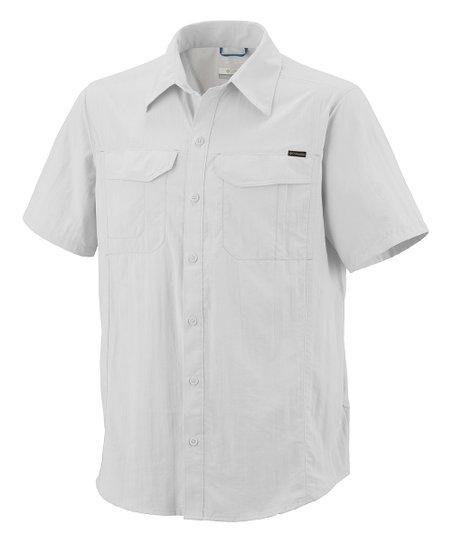 224ea37ec7a love this product White Silver Ridge™ Short-Sleeve Shirt - Men's Regular
