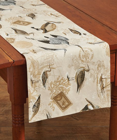 Love This Product 36u0027u0027 Marshland Birds Table Runner