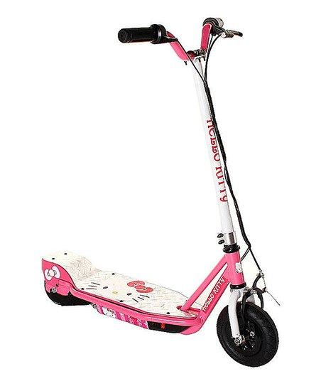 Dynacraft Hello Kitty 24v Electric Scooter Zulily