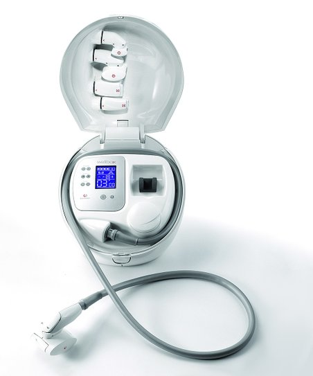 Wellbox® Lipomassage Body Cellulite Reduction & Facial Anti-Wrinkle Device  (FDA-Cleared)