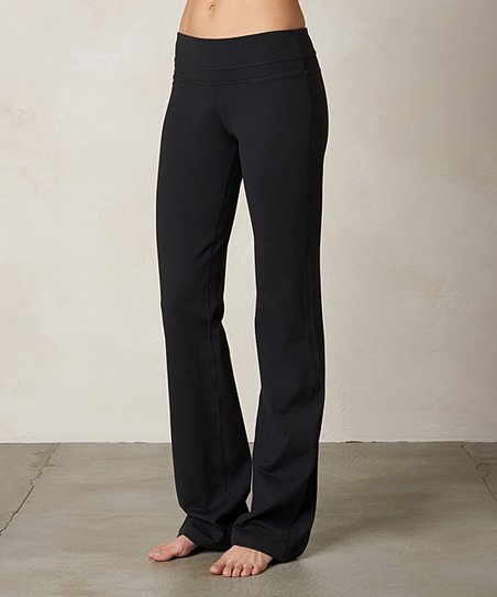 Prana Black Audrey Tall Inseam Yoga Pants Best Price And Reviews Zulily