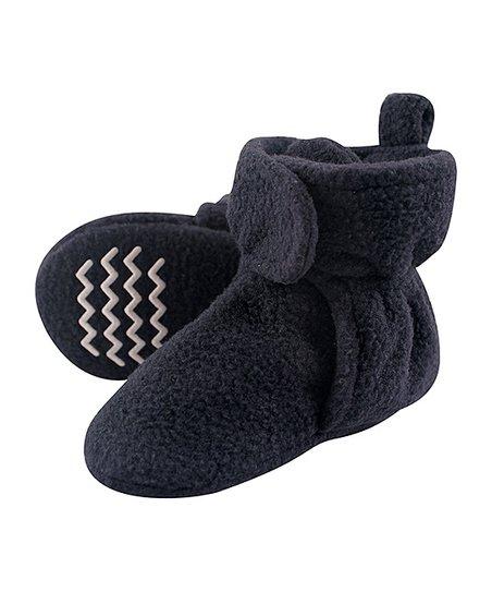 Hudson Baby Navy Gripper Fleece