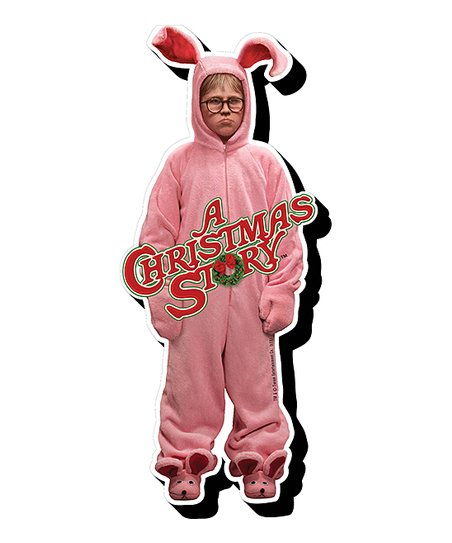 A Christmas Story Pink Bunny Suit Magnet - Aquarius A Christmas Story Pink Bunny Suit Magnet Zulily